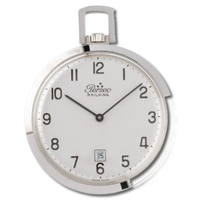 Orologio tasca Perseo Railking Ferrovie